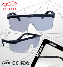 Anti UV Industrial Protection Safety Glasses Goggles CE EN 166F ANSI Z87.1