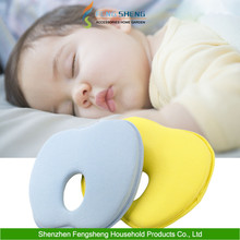 Baby Infant Sleeping Support Pillow Positioner Cushion Flat Head Memory Foam Pillow