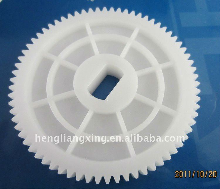 72T bigger spur plastic gear for toy car