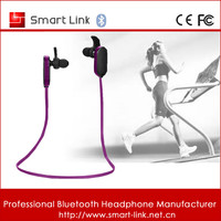 Best Sell mobile accessories cheap bluetooth earphones with insert mic 2016