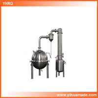 Stainless steel Vacuum extraction and concentration tank unit