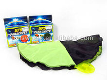 Parachute Toy with light or Flashing,UFO Parachute toys