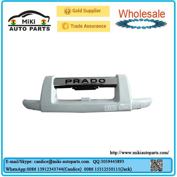 For Land Cruiser Prado FJ <strong>120</strong> Front Bumper Guard