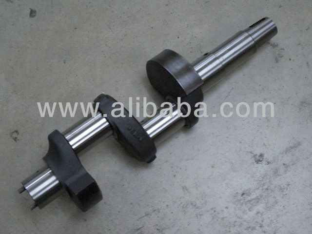 Crankshaft -Bare suitable for Sabroe SMC-108L