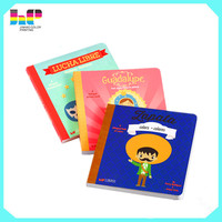 children hardcover book printing service in Shenzhen, China