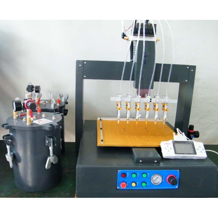 Cnc Robot Glue Dispensing Machine For Iphone Smt