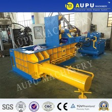 top eject metal balers/hot selling scrap wire balers
