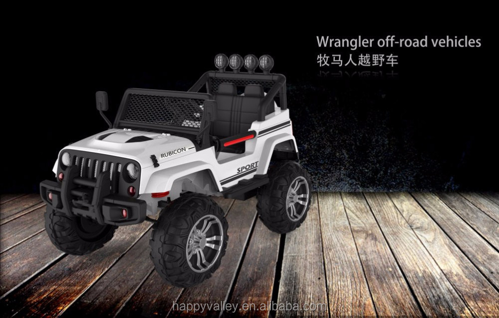 2017 big jeep battery operated kids power wheels cheap and hot selling