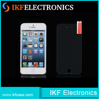 2.5D Arc-Edge New Design Explosion-proof Anti Shatter Tempered Glass Screen Protector For IPhone 4