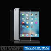Newest 9H 2.5D Asahi tempered glass screen protector for Ipad mini 4