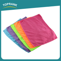 Toprank Wonderful 5 Pcs Microfiber Glasses Cleaning Cloth And Window Cleaning Cloth Magic Microfiber Cloth For Car