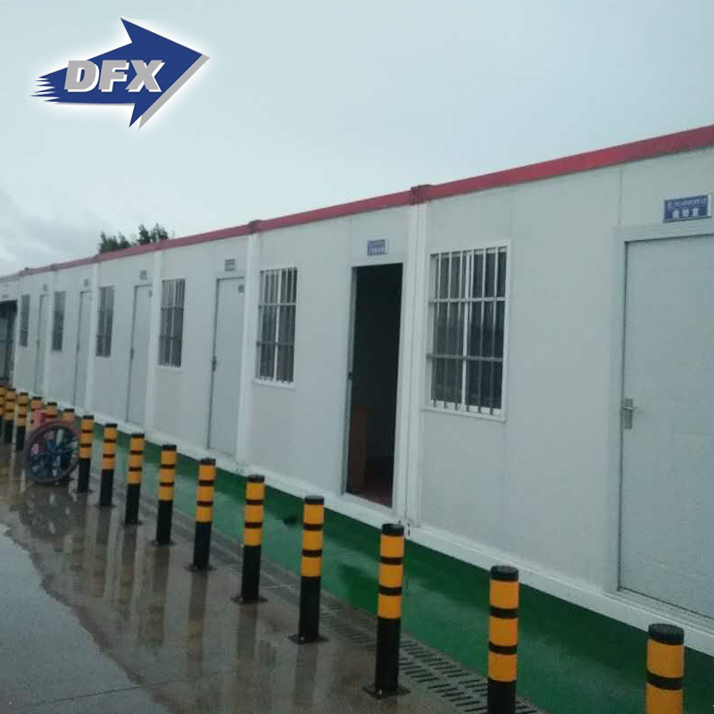 New Design Movable Prefabricated Container House