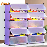 Hot sale portable shoe storage benches with waterproof material FH-AW0151012-10