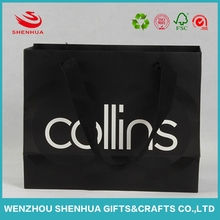 Wholesale Custom Paper Shopping Bag,Gift Paper Bags Custom