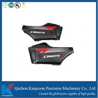 Kingsoon factory direct sale 2015 High abs steel motor cycle quality plastic abs part