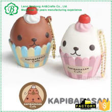 Slow Rising Bun Squishy Cellphone Charm Kawaii Squishies