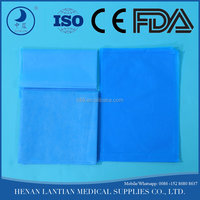 surgical supply hospital bed sheet ,disposable draw sheet