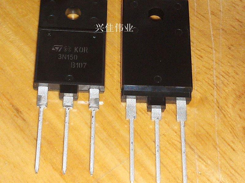 New home furnishings STFW3N150 <strong>n150</strong> 3-3 p and a/1500 v NPN transistors imports