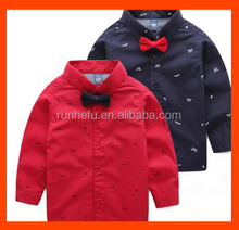 kid or children cssual fit shirts wholesale