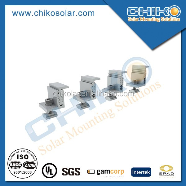 Photovoltaic Central Clamp