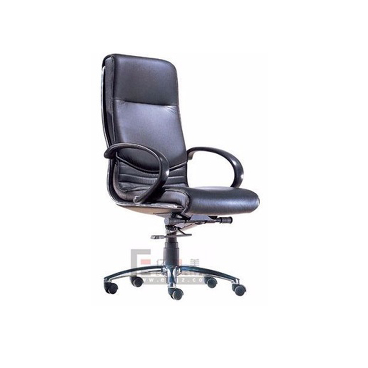 Fine Workmanship Office Furniture Italian Leather Executive Chair