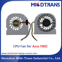 New Original Laptop CPU Cooling Fan For ASUS F80C