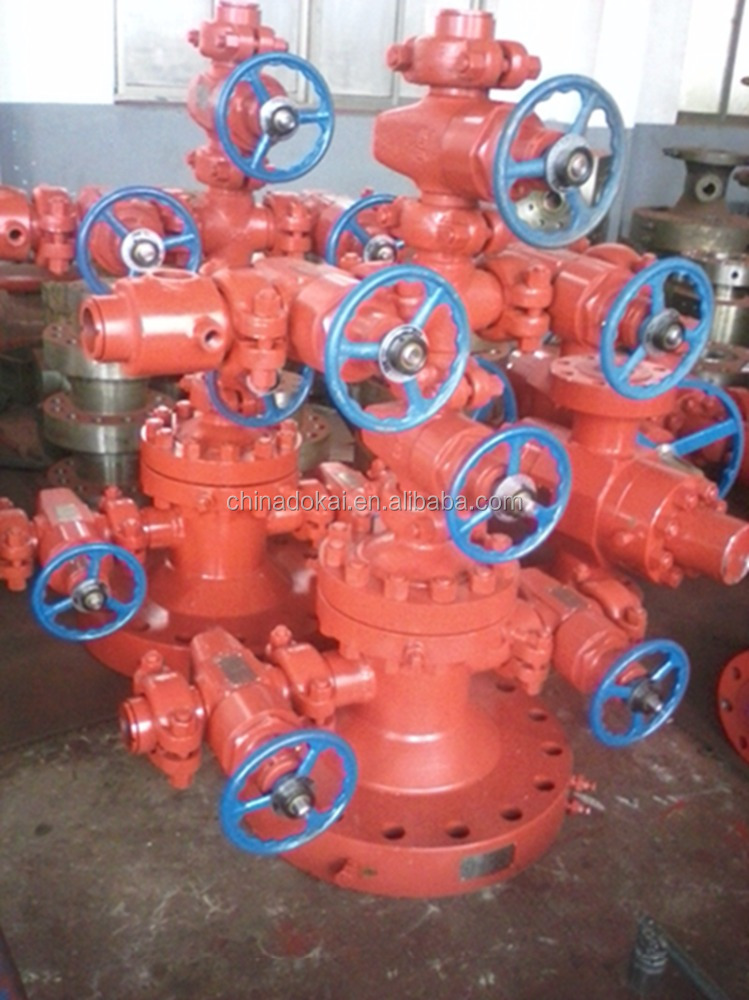 oil gas production wellhead equipment