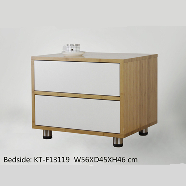 Cheap nightstand with 2 drawers bedroom furniture buy for Cheap bedroom drawers