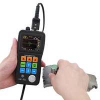 Portable Digital Thickness Analysis Instrument Ultrasound