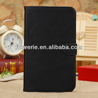 FL2785 2013 Guangzhou hot selling stand leather flip case cover for samsung galaxy tab 3 8.0 t310