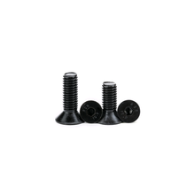 DIN7991 Black Countersunk flat head cap screws