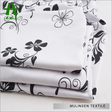 Mulinsen Textile Super Soft 100D/192F Polyester 4 Way Stretch Placement Printed Ladies Underwear Fabric