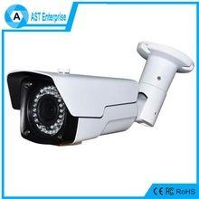 China manufacturer Security cctv camera system outdoor bullet LED light nightvision CVI/TVI/AHD/Analog HD Camera