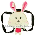 Lovely Plush Rabbit Kids Backpack