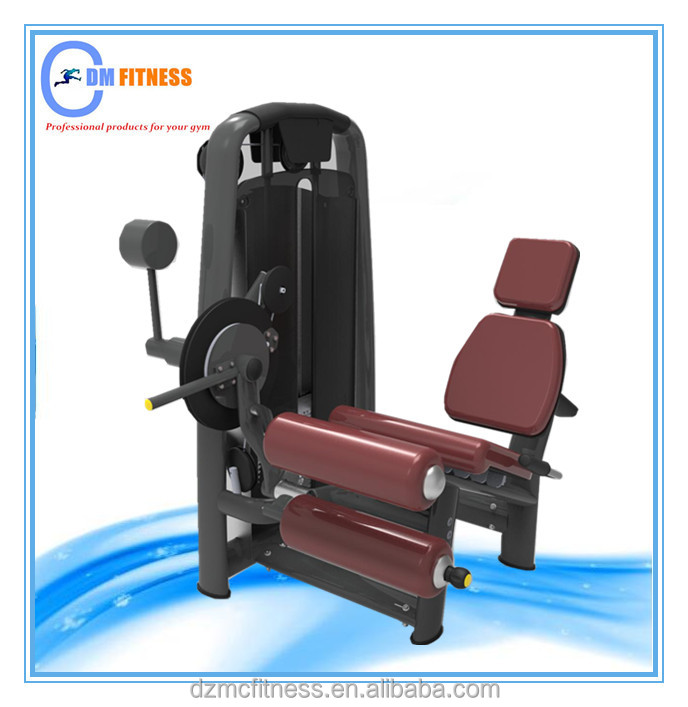 New Hottest Body Strong Leg Curl &Extension Machine Multi Functional Gym Trainer