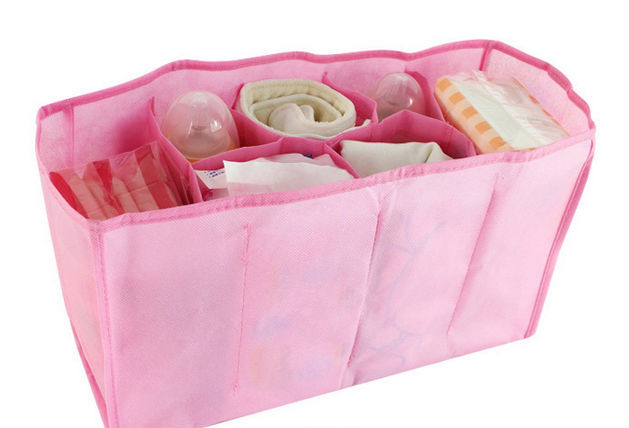 Hot Sale Inner Storage for Mother Bag Travel Nappy Bag 3 sizes for choose