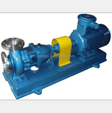 Single stage inline pump centrifugal pump high flow rate electric water pump