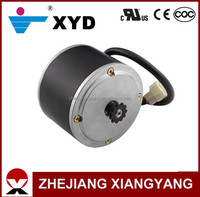 XYD-6A 36/24 volt Brushed CE DC Motor