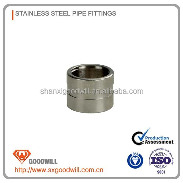 sus stainless steel pipe fitting
