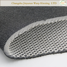 AR24 double knitted polyester honeycomb hexagonal 3d air mesh fabric