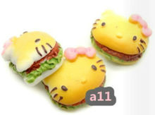 new arrival hot sale flat back resin cake/resin cupcakes/resin food for jewelry