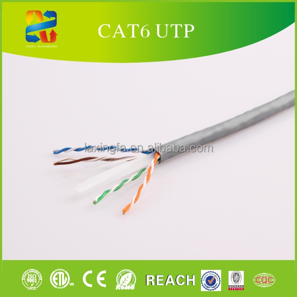 Professional Manufacturers cable jacket d-link 23awg cat6 lan cable/cat6 lan cable
