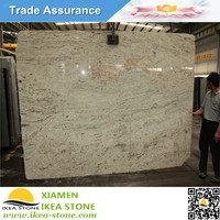 Imported Prefab Delicatus White Granite River White Granite