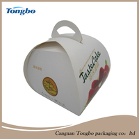 China Wholesale Round Paper Box For Cake