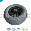 8 inch and 12 inch Solid PU Wheels for Power Wheel Chair