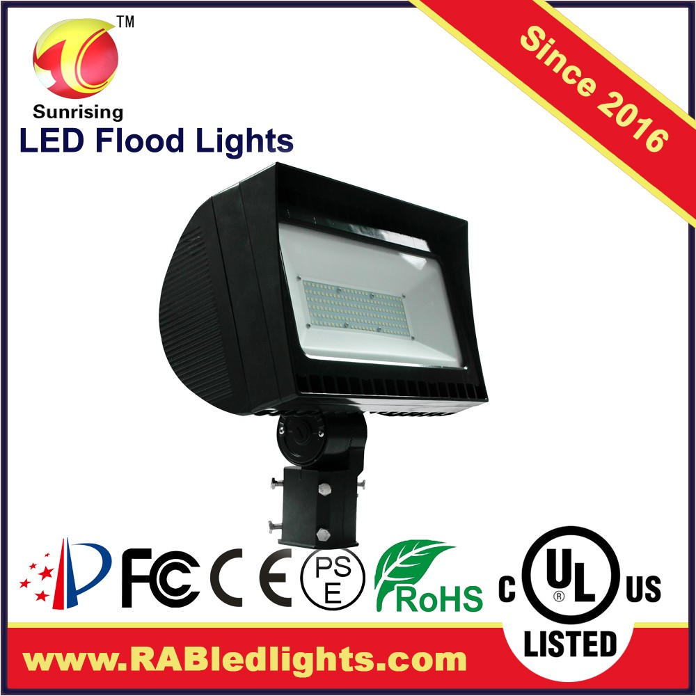 Hot sale brightest 120w outdoor led flood light for sports stadium