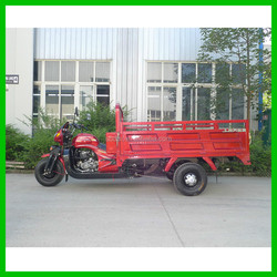 Good Quality Custom Cargo Tricycles 250Cc Motorcycle Trike