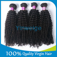 High quality processed brazilian x-pression hair weave