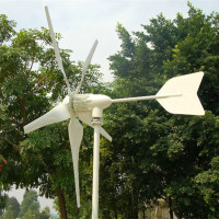 1KW Wind Turbine Permanent Magnet Generator 1000W Wind Power