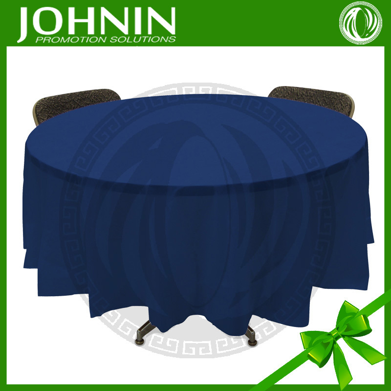 new product 120 round polyester table cloths